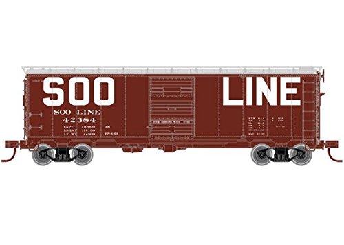 Atlas ATL20003589 HO 1932 ARA Box, SOO/Modern #42204