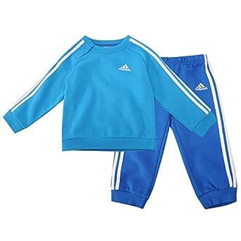 Genieße den kostenlosen Versand das Neueste moderne Techniken Adidas Kids 3 Streifen Trainingsanzug Baby Mädchen Pullover ...
