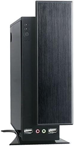 Techsolo PC Slimline Caja TC de 012 F. placas base mini ITX con ...