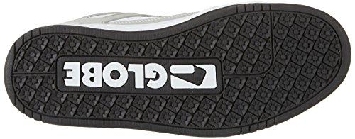 Globe Tilt, Chaussures de Skateboard Homme, Blanc (White/Grey/Black), 41 EU