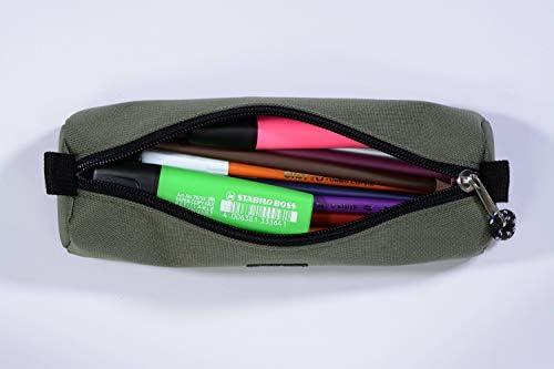 STUEWE Basics Trousse /à crayons pour filles et gar/çons trousse de bureau / marineblau