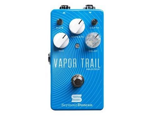 - Seymour Duncan Vapor Trail Analog Delay Pedal