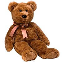 1 X TY Beanie Buddy - CASHEW el oso