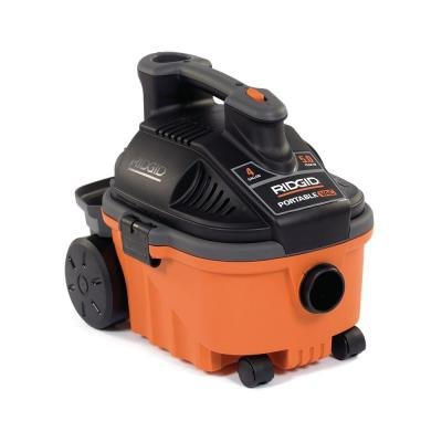 4-gal. Wet/Dry Vacuum by Ridgid