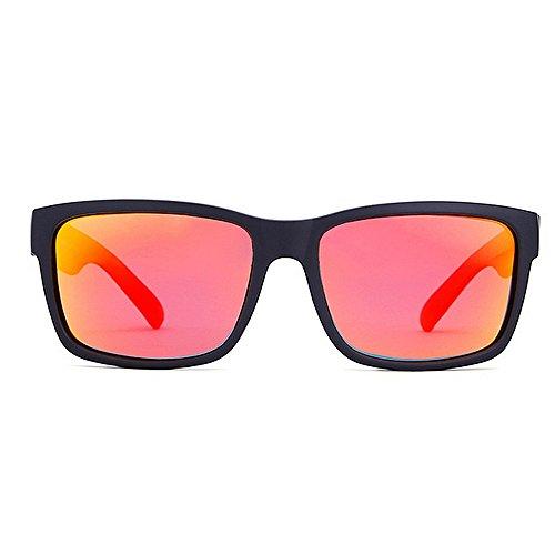 Gafas Gafas Sol Reales Deportivas Polarizadas De Marca Gafas de Sol Gafas De Coloridas KTYX NO33 Hombres Color Sol para Cuadradas NO36 De w87aP