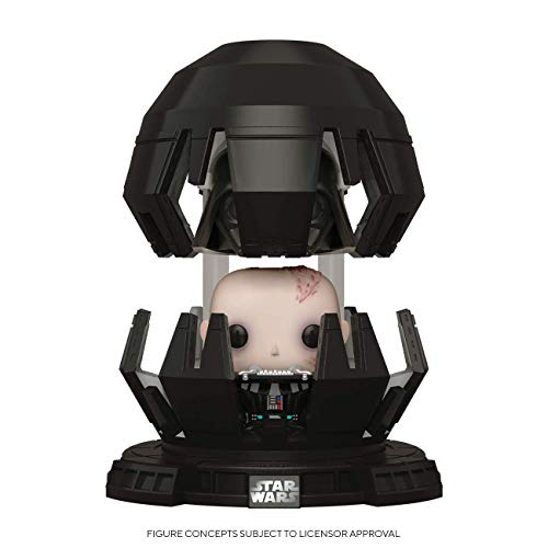 Pop! Deluxe Star Wars - Darth Vader in Meditation Chamber