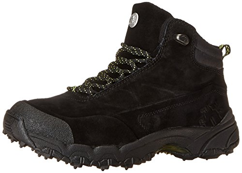Icebug Womens Helsinki Bugrip Stivale Borchiato All-season Nero
