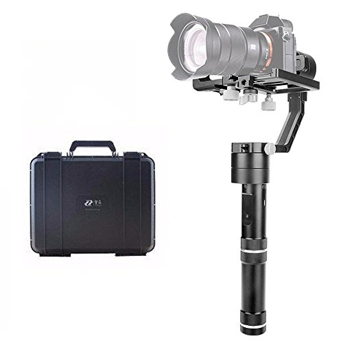 Zhiyun Crane V2 3-axis Stabilizer Handheld Gimbal for DSLR Canon,Nikon, Sony Alpha7 and Panasonic (Gimbal Slr)