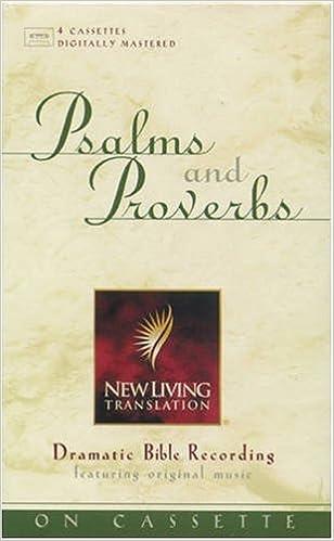 Psalms and Proverbs on Cassette: NLT (Bible Audio: NLT1