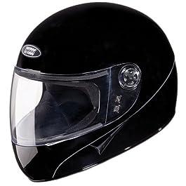Studds Chrome Super Helmet Black (L)