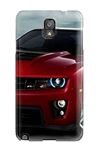 Tpu Shockproof/dirt-proof Chevrolet Camaro Cover Case For Galaxy(note 3)
