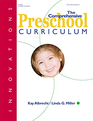 Innovations: Comprehensive Preschool Curriculum