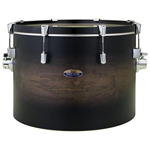 Pearl DMP2014G C262 Decade Maple 20x14 Black Burst Gong Drum