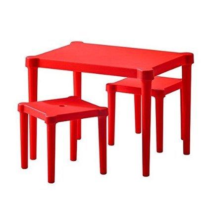 Ikea Tavoli E Sedie Per Cucina.Ikea Schneewittchentb Edhgbs Gruppo Totale Tavolo Con 2 Sedie