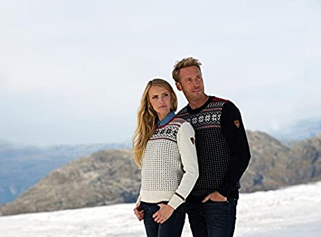 Pullover da Uomo Garmisch Colore Dale of Norway