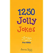 1250 Jolly Jokes for Kids: Jokes for Kids