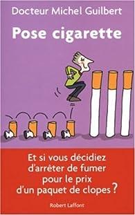Pose cigarette par Michel Guilbert