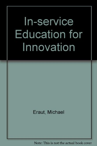In-service Education for Innovation