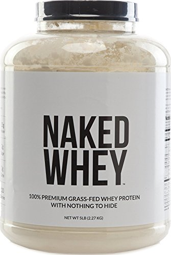 NAKED Undenatured Grass Protein Powder