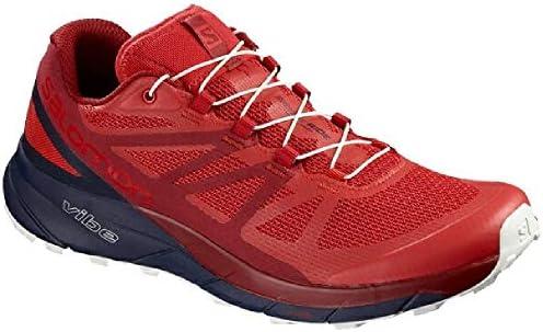 トレイルランニング シューズ メンズ SENSE RIDE センスライド 男性 トレイルシューズ ローカット レース用 トレーニング 長距離ラン 靴 トレラン/L404850 L404848 正規品/SenseRide
