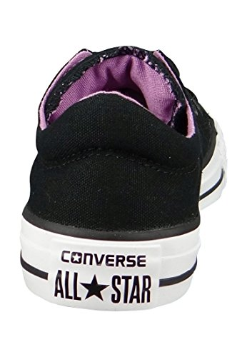 CONVERSE CTAS MADISON OX BLACK/WHITE/FUCHSIA Black White Fuchsia Glow