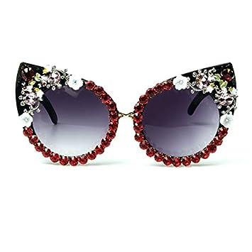 TYJYY Sunglasses Gafas De Sol Mujer Gafas De Marca Joya De ...