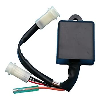 Tuzliufi CDI Box Replace Yamaha Yfm 225 250 Yfm225 Yfm250 Moto 4 Moto-4 1986 1988 1989 1990 1991 Replace 59V-85540-20-00 59V-85540-21-00 59Y-85540-21-00 New ...