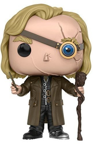 Funko POP Harry Potter: HP - Mad-Eye Moody
