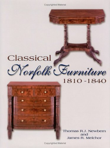 Classical Norfolk Furniture: 1810 - 1840