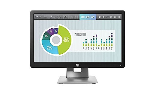 HP M1F41A8#ABA EliteDisplay E202 20'' LED-Backlit LCD Mon...