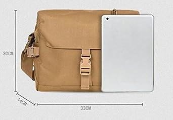 Multifunctional Outdoor Shoulder Bag Canvas Men Bag Backpack Messenger Bag Travel