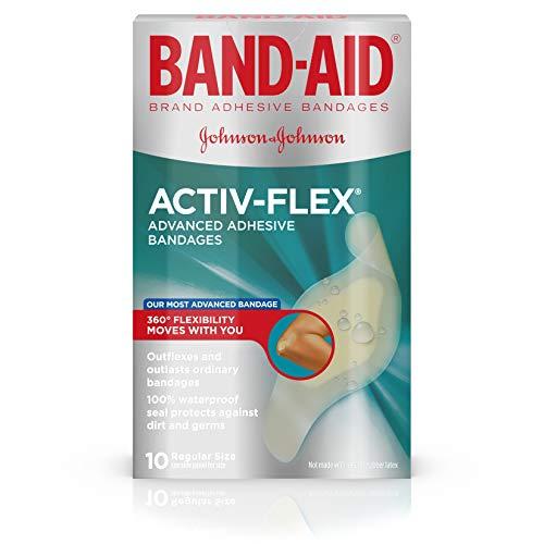 Band Aid Advanced Healing Bandages, 10 ()