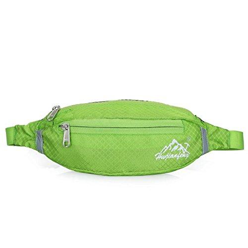 3 Sports men and women purses diagonal package men's chest bag , 2