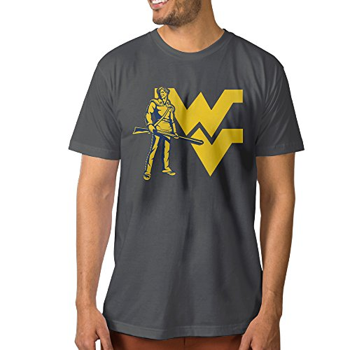 PTCYM West Virginia University W Make Your Own Men's T-shirts XL - Sunglasses Penn