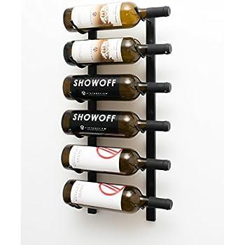 Amazon Com Vintageview Wall Series Le Rustique 6 Bottle