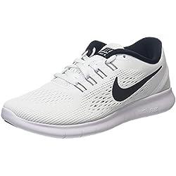 Nike Free Run Women's Running Shoes - SU16 - 9.5 - White