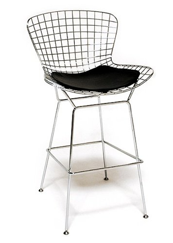 Knoll Bar Stools - Fine Mod Wire Bar Height Stool
