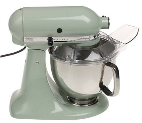 KitchenAid RRK150PT  5 Qt. Artisan Series - Pistachio (Certified Refurbished)