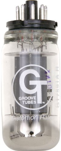 Groove Tubes GT-7591-RD Duet Matched Power Tubes (7591 Tube)