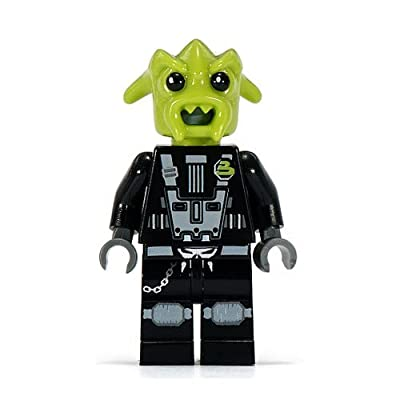 Lego Rench Minifigure: Lego Space Police: Toys & Games
