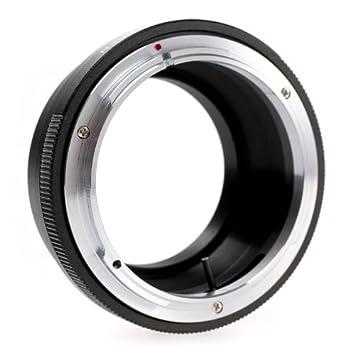 Enjoyyourcamera Quenox Adaptateur objectif avec bague d adaptation pour  objectif FD Canon vers connecteur à e0bdf1cf0410