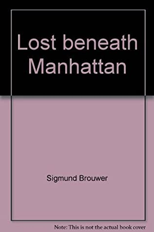 book cover of Lost Beneath Manhattan