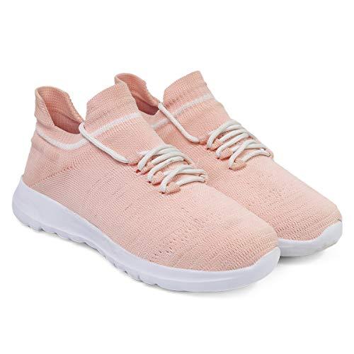 INLAZER Footwear Running, Walking, Sports, Gym (Socks) Shoes for Women and Girls