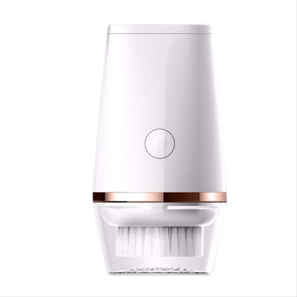 Cepillo de limpieza eléctrico rotatorio para M?nner, iones negativos, instrumento de limpieza, que limpia la piel facial de Blackhea