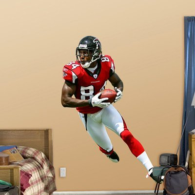 UPC 885671010929, FH1220507 NFL Roddy White Vinyl Wall Graphic Decal Sticker