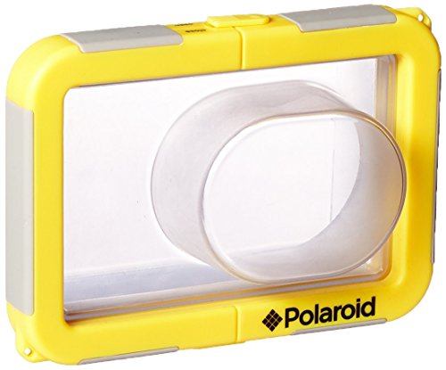 Polaroid PLWPCK18-8 Dive-Rated Waterproof Camera Housing for Sony Cybershot DSC (Water Case For Sony Camera)