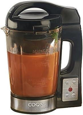 Cooks Professional Máquina eléctrica para Hacer Sopa y batidora ...