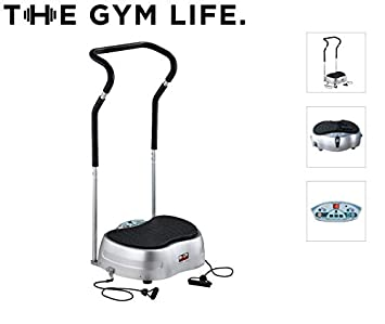The Gym Life VIBRATION PLATE MACHINE BODY SHAPER EXERCISE MASSAGE