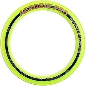 Aerobie Pro/Ring, Wurfring/präziser Flug/Yellow