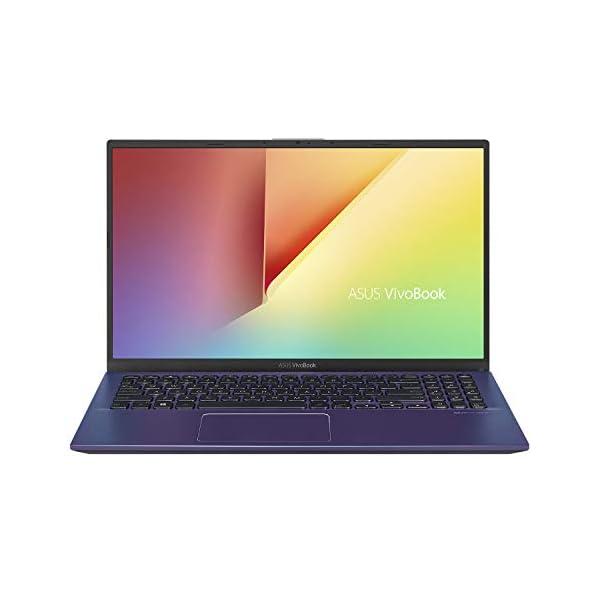 "ASUS VivoBook 15 Thin and Light Laptop, 15.6"" Full HD, AMD Quad Core R5-3500U CPU 1"